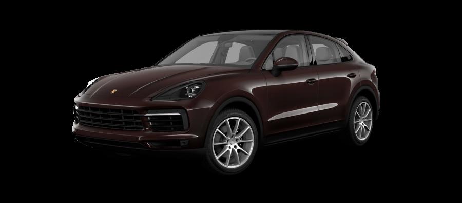 Porsche Cayenne Coupé img-1