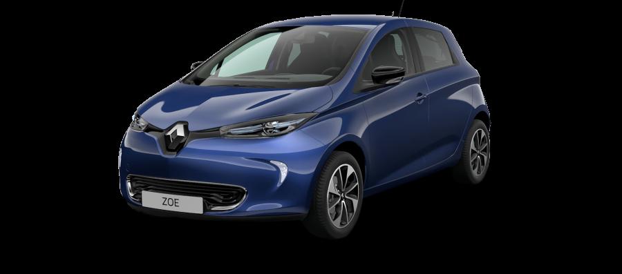 Renault Zoe Elettrica img-0