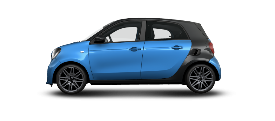 Smart Forfour img-0