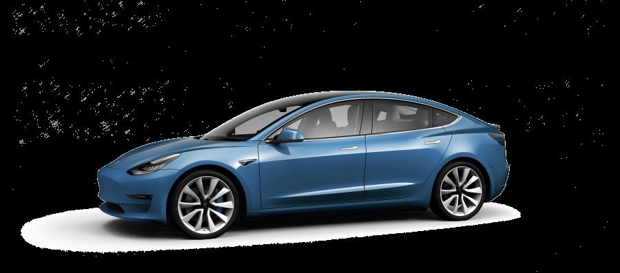 Noleggio Lungo Termine Tesla Model 3