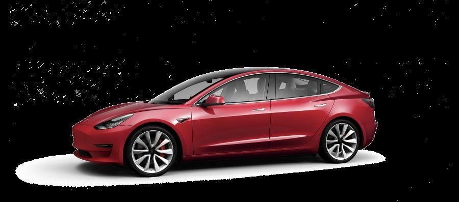 Noleggio Lungo Termine Tesla Model 3 Elettrica