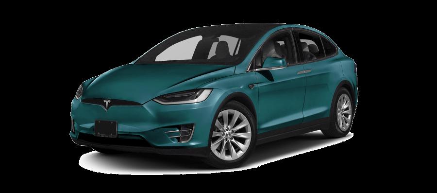 Noleggio Lungo Termine Tesla Model X Elettrica