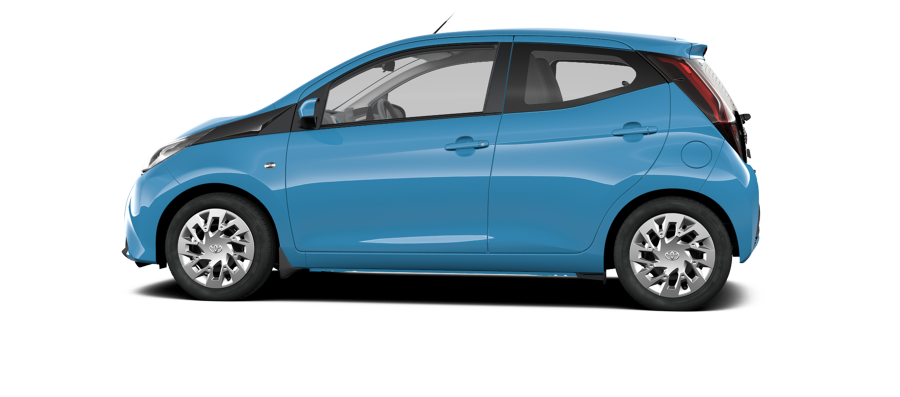 Toyota Aygo img-1