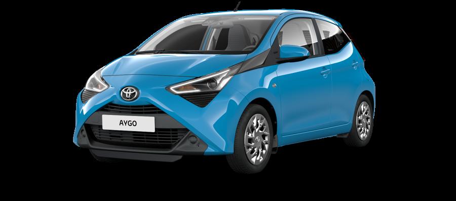 Noleggio Lungo Termine Toyota Aygo