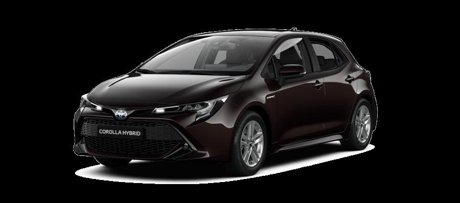 Noleggio Lungo Termine Toyota Corolla Ibrida