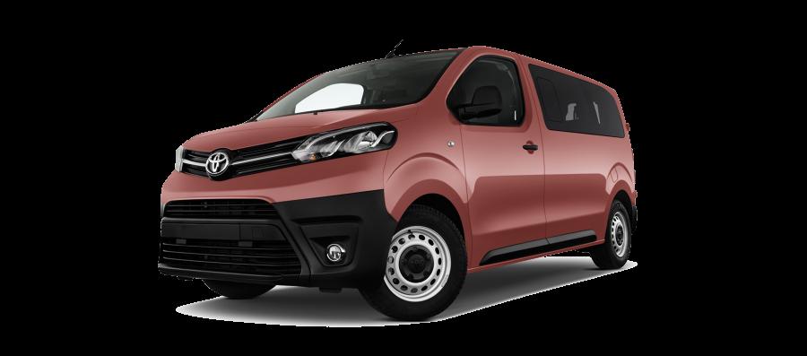 Noleggio Lungo Termine Toyota Proace Verso Electric