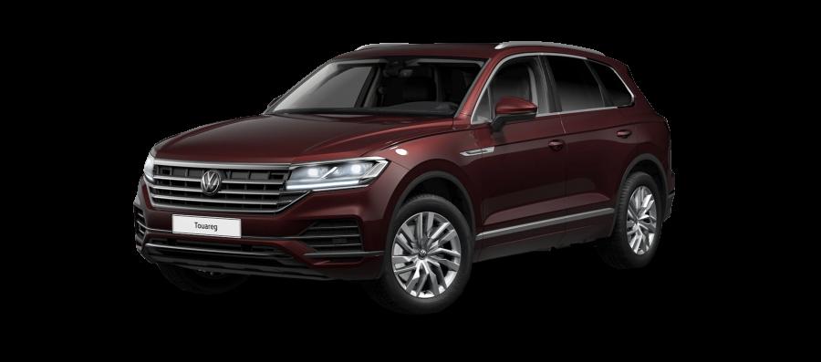 Volkswagen Touareg img-0