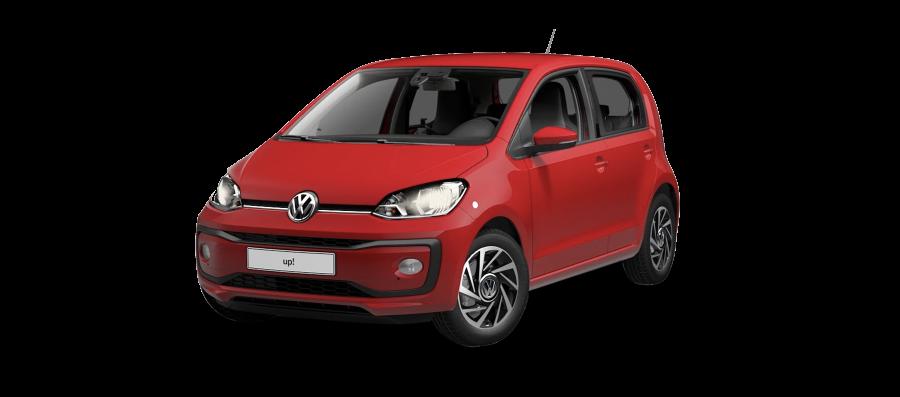 Noleggio Lungo Termine Volkswagen Up