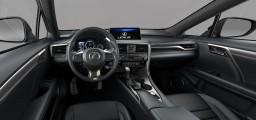 Lexus RX Ibrida gallery-1