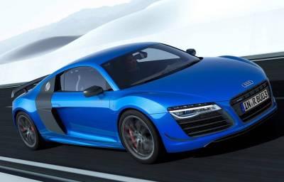 Noleggio lungo termmine Audi R8 Coupé V10