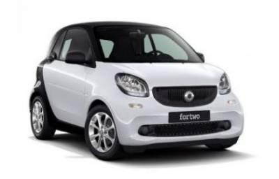 Noleggio lungo termmine Smart Fortwo coupé