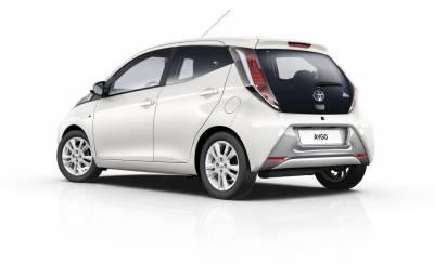 Noleggio lungo termmine Toyota Aygo 1.0