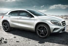 Noleggio lungo termmine Mercedes GLA 180