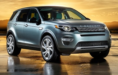Foto Land Rover Discovery SPORT 2.0
