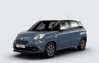Noleggio lungo termmine Fiat 500L 1.4 -Offerta Be Free Plus