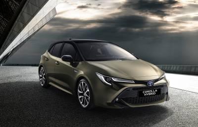 Noleggio lungo termmine Toyota Corolla