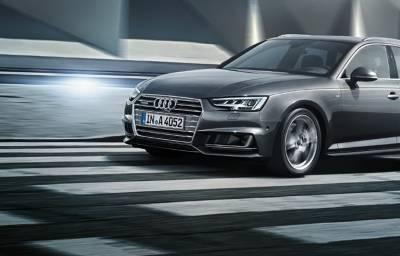 Noleggio lungo termmine Audi A4 SW BULK