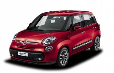 Noleggio lungo termmine Fiat 500L - Offerta Be Free Pro