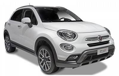 Noleggio lungo termmine Fiat 500 X - Offerta Take Away