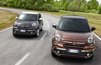 Noleggio lungo termmine Fiat 500L Urban 1.6 - Offerta Be Free Pro Plus