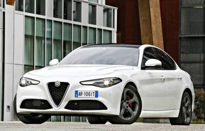 Noleggio lungo termmine Alfa Romeo Giulia