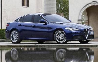 Noleggio lungo termmine Alfa Romeo Giulia - Offerta Be Free Pro