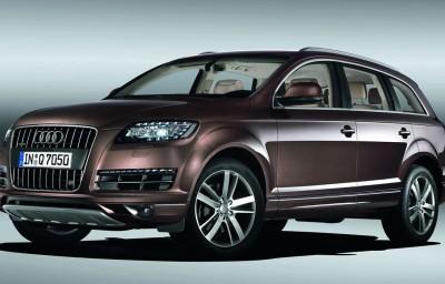 Noleggio lungo termmine Audi Q7