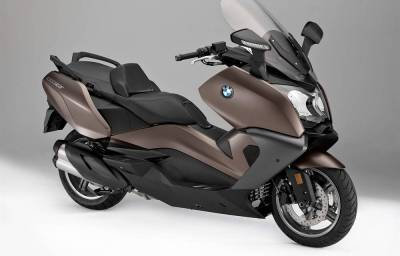 Foto BMW C 650