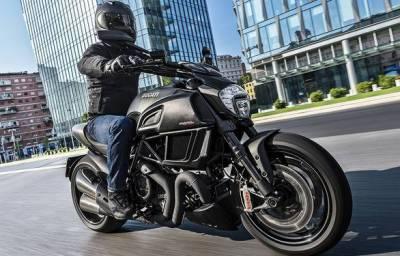 Foto Ducati Diavel
