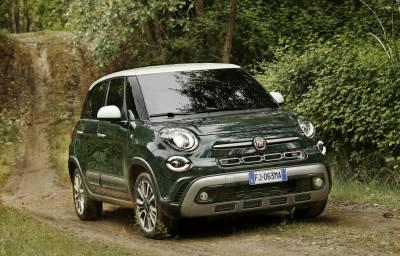 Noleggio lungo termmine Fiat 500L Cross 1.6 - Offerta Be Free Pro Plus