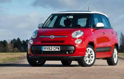 Noleggio lungo termmine Fiat 500L - Offerta Let's Move (Relax)