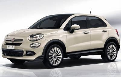 Noleggio lungo termmine Fiat 500X - Offerta Be Free Plus