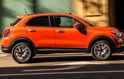 Foto Fiat 500X Cross 1.6- Offerta Be Free Pro Plus