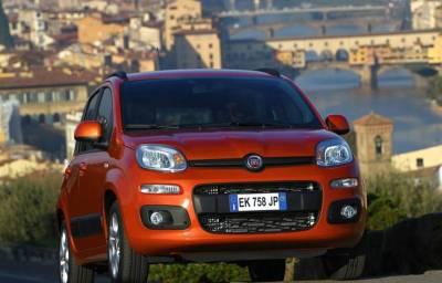 Noleggio lungo termmine Fiat Panda - Offerta Be Free Pro
