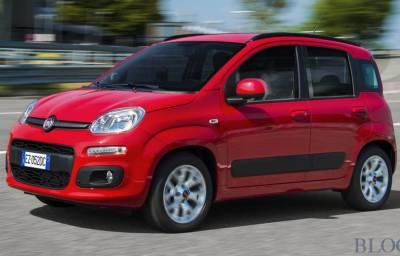 Noleggio lungo termmine Fiat Panda - Offerta Let's Move