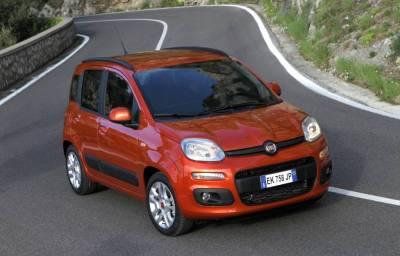 Noleggio lungo termmine Fiat Panda