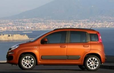 Noleggio lungo termmine Fiat Panda - Offerta Let's Move (Care)