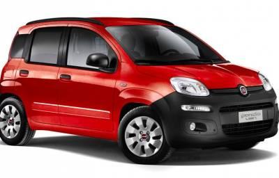 Foto Fiat Panda Van - Offerta Be Free Pro