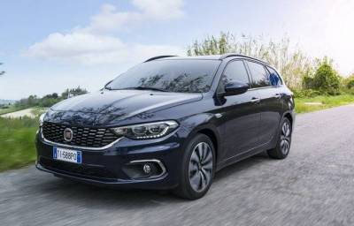 Foto Fiat Tipo Station Wagon - Offerta Be-Free Base