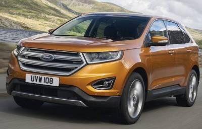 Noleggio lungo termmine Ford Edge