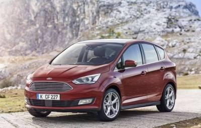 Noleggio lungo termmine Ford C-Max