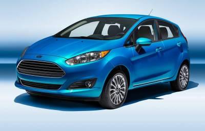 Noleggio lungo termmine Ford Fiesta