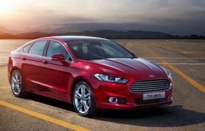 Noleggio lungo termmine Ford Mondeo