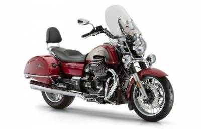 Noleggio lungo termmine Moto Guzzi California