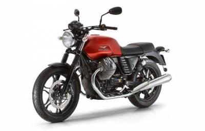 Noleggio lungo termmine Moto Guzzi V7 II
