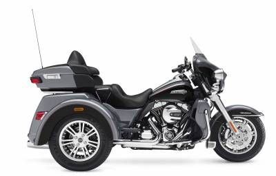 Noleggio lungo termmine Harley Davidson Trike Tri Glide Ultra Classic