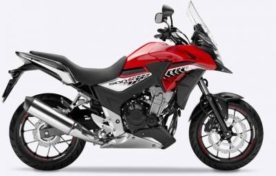 Foto Honda CB 500 X