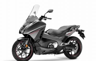 Foto Honda Integra 750