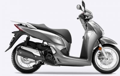 Foto Honda SH 300