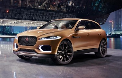 Foto Jaguar F-Pace